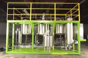 Solben Biodiesel Technology