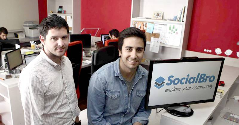 Alfredo Artiles Founder of SocialBro: Explore Your Community