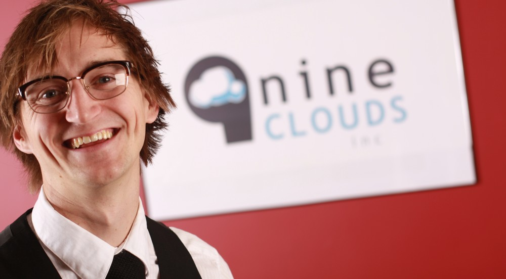 Interview With :    Scott D. Meyer, CoFounder of 9Clouds