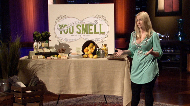 Interview Shark Tank Contestant Megan Cummins Owner of You Smell Soap