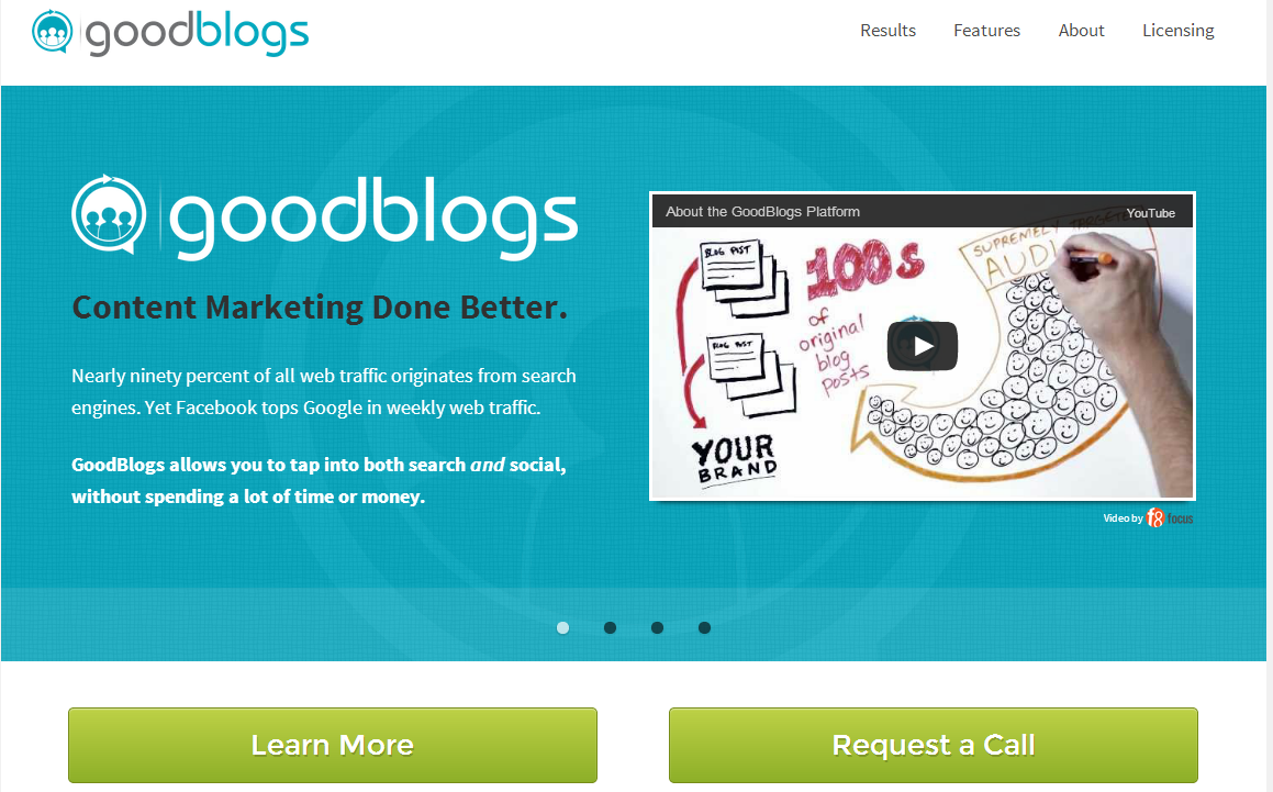 Jason Trout Co-Founder of Goodblogs: Content Marketing Done Better