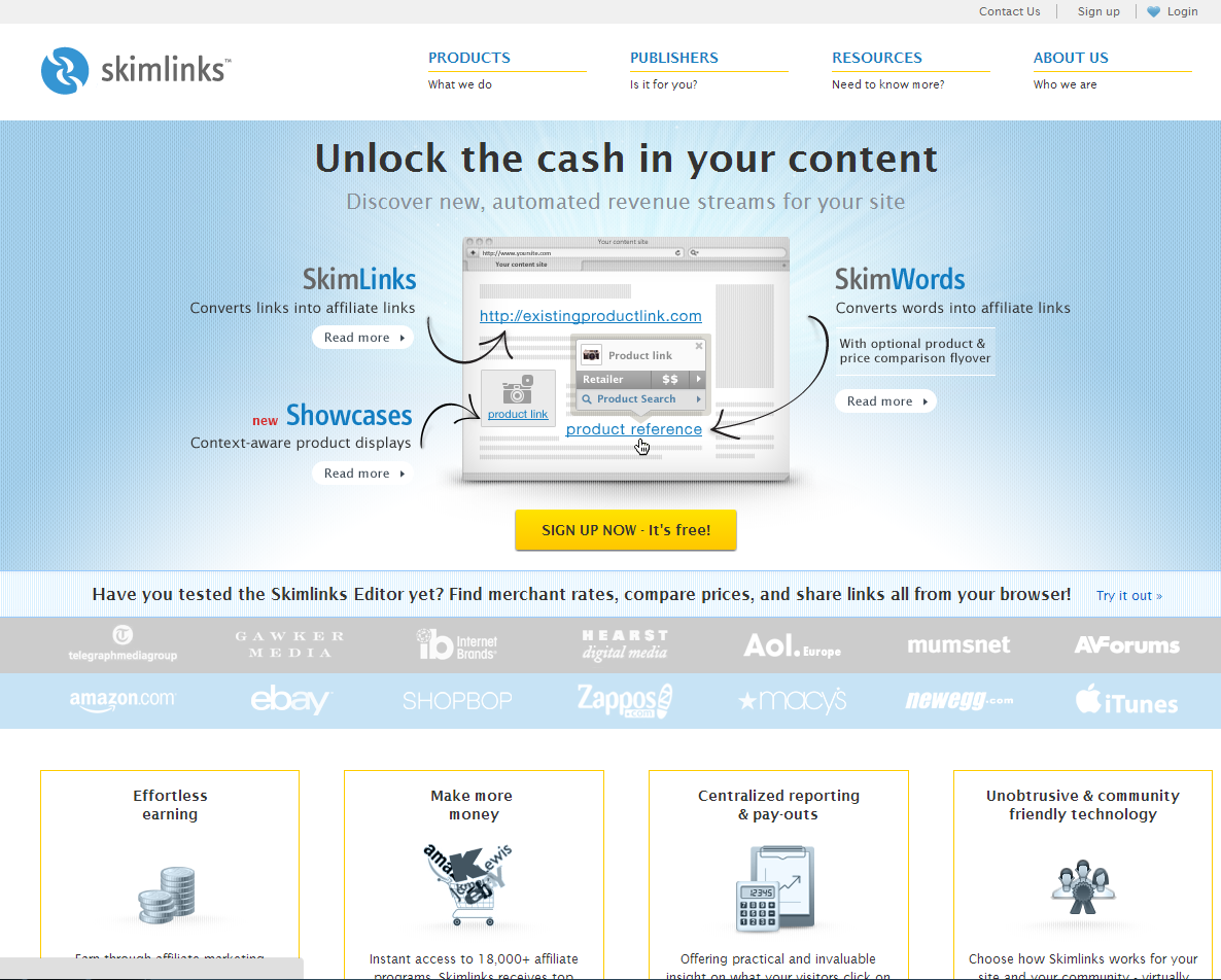 Alicia Navarro of @Skimlinks: Unlock the Cash in your Content