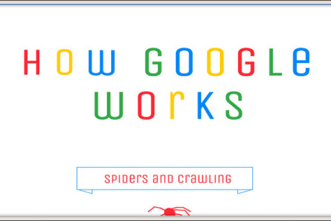 How Google work Spiders and Crawlers