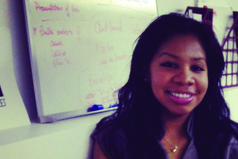 Meet Keisha DePaz Founder of Punch Street, a Greeting Cards Startup