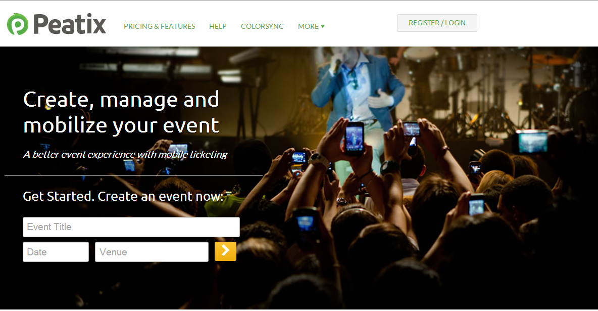 Taku Harada of @Peatix: Create, Manage and Mobilize your Event