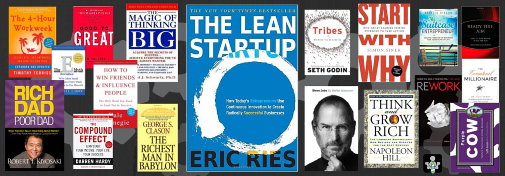 Top  50 Books for Startup Founders.