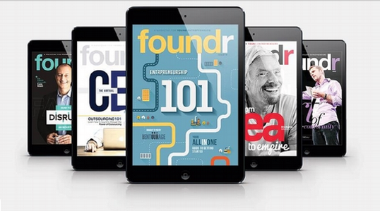 Nathan Chan of Foundr Magazine: Digital Magazine For Young Entrepreneurs