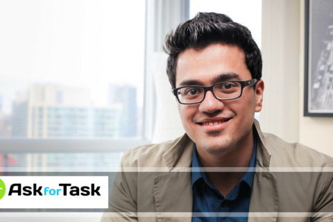 Muneeb Musthaq Founder of AskForTask: Find Trusted Local Help Nearby