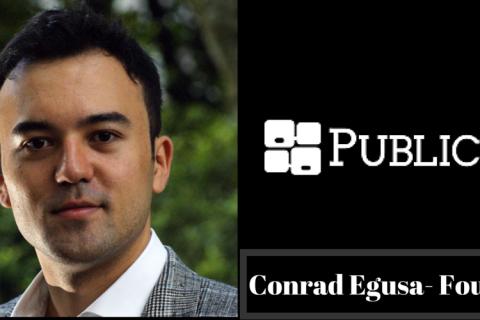 Conrad Egusa- Founder