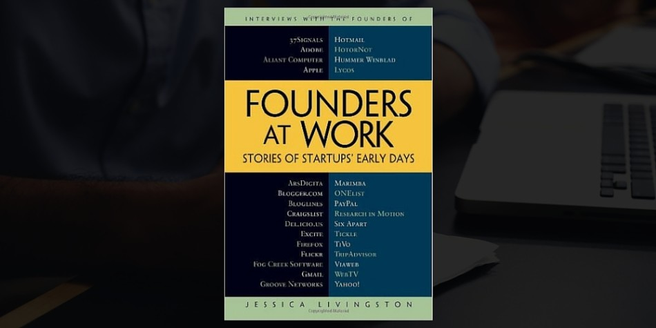 Founders at work Business books