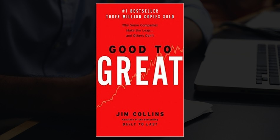 Good to Great Startup Books