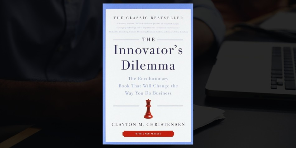Innovator's Dillema Business Books