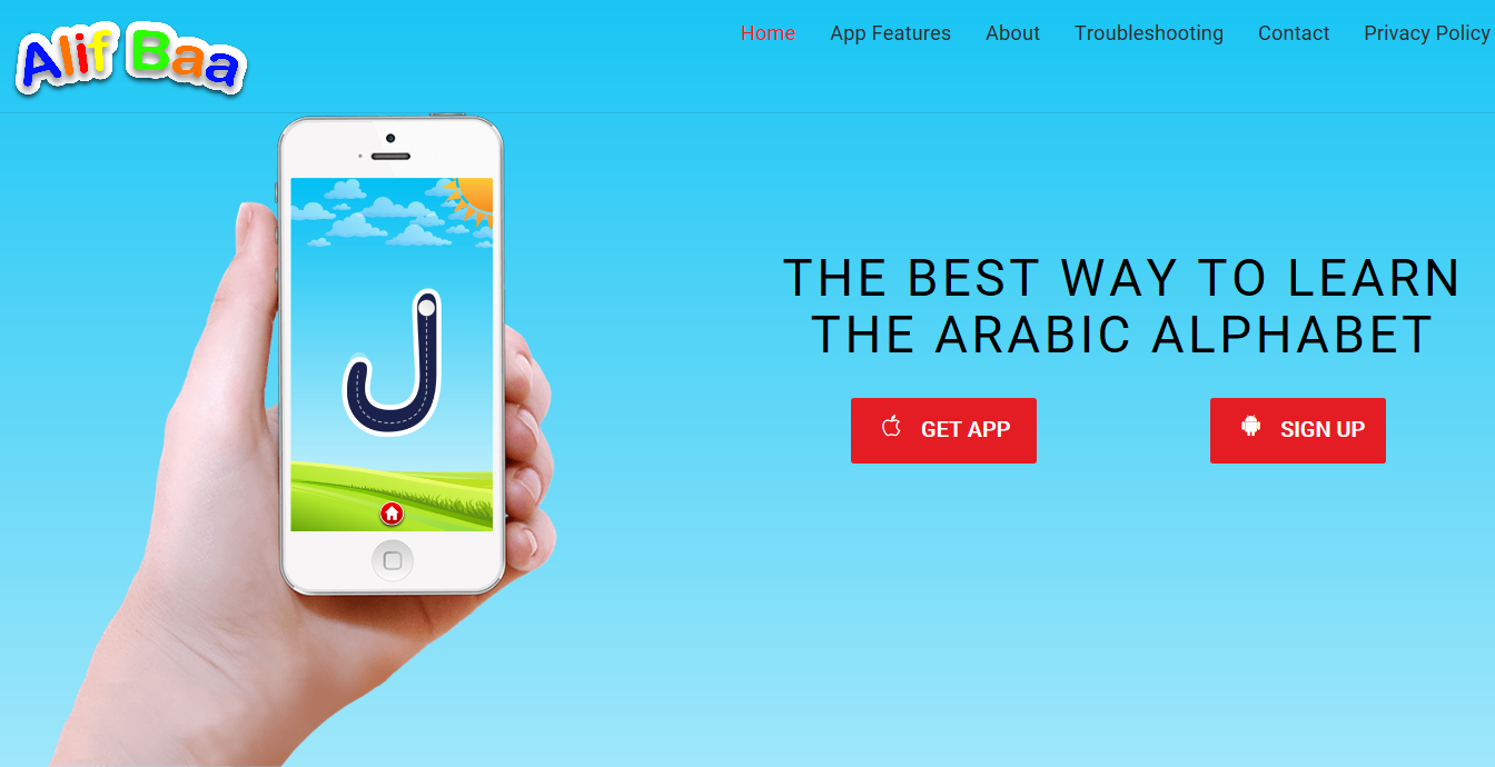 Meet Javed Hussain founder Alif Baa: an edtech platform that teaches children the Arabic alphabet