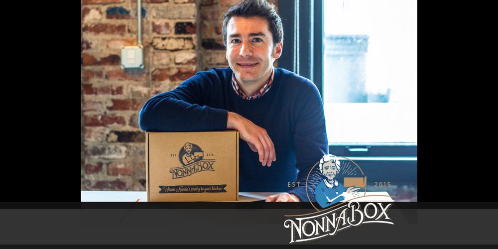 Nonna Box - Guido Pedrelli: Founder at Nonna Box, Authentic Italian Cuisine Delivered to Your Door