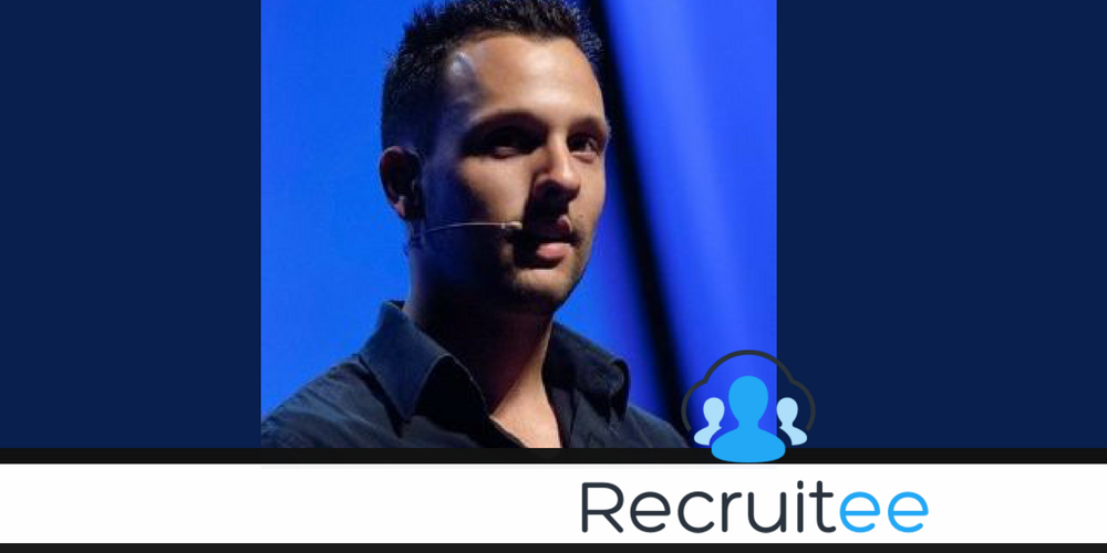 Recruitee 1 - Perry Oostdam Co-Founder at Recruitee: A new cloud-based way to hire