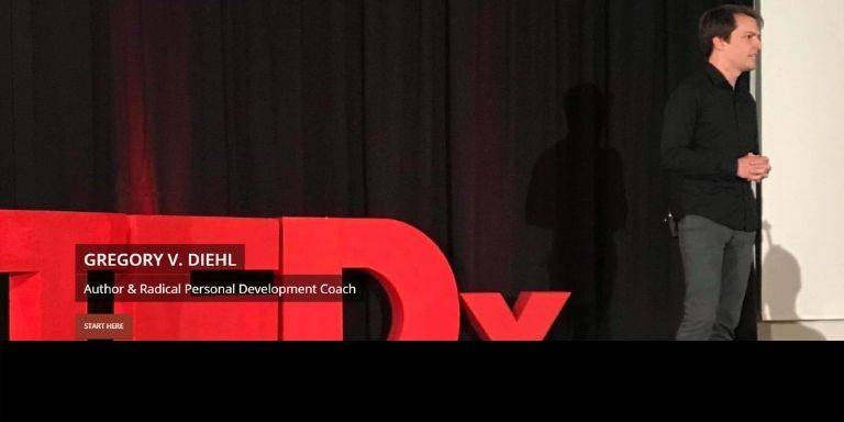 Gregory - Gregory Diehl Business Author: Brand Identity & Travel As Transformation